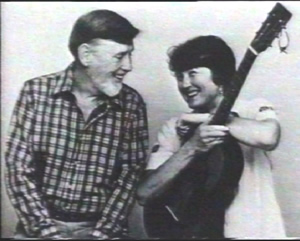 Ewan McColl and Peggy Seeger